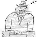 El Gato Gordo y el Gato Flaco