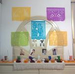 Ofrenda del Día de Muertos 2009 1 de 2