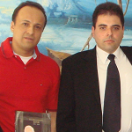Mi participación en la Fonoteca del Recuerdo 6.20 - Séptima foto de la entrega de reconocimientos en Radio 6.20